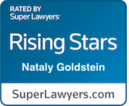 Nataly Goldstein Super Lawyers